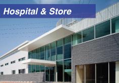 hospital&store