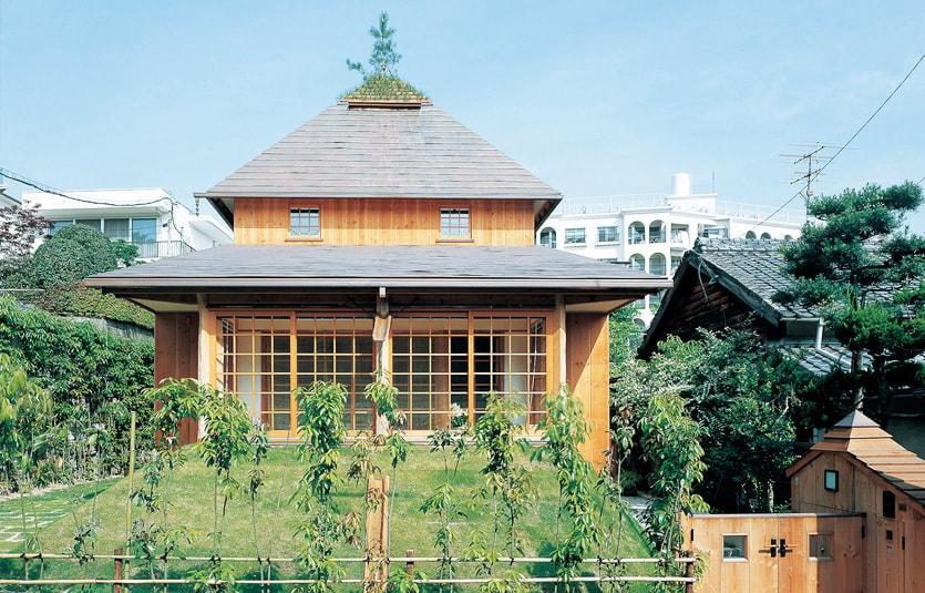 1本松の家